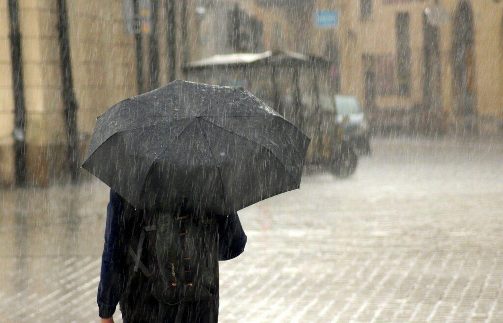 Циклон «Роланд» побил дождевые рекорды вряде городов России