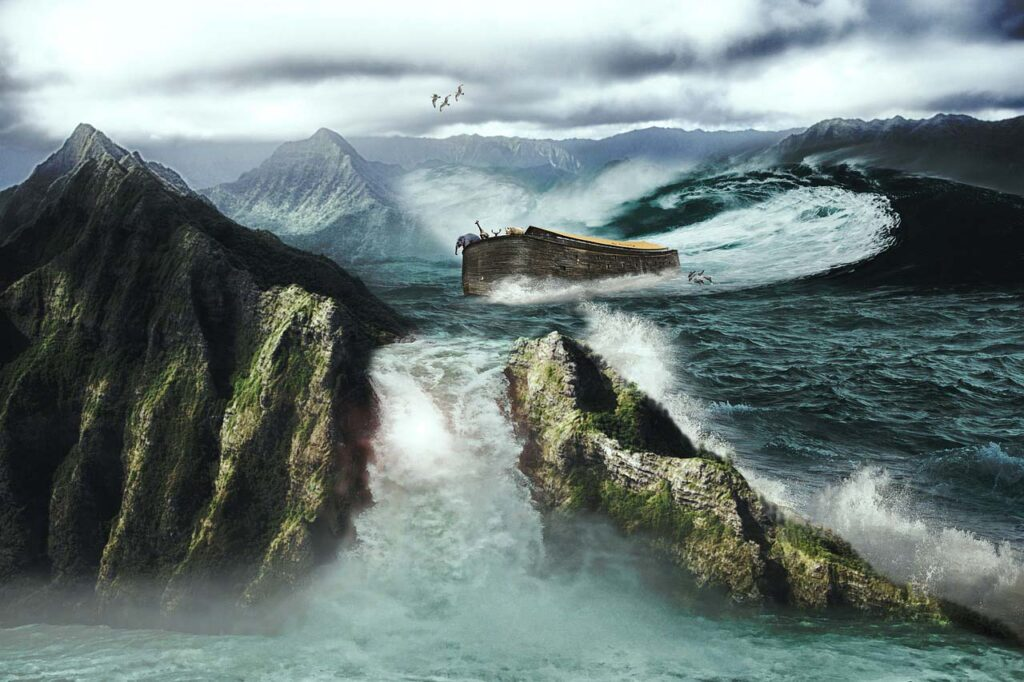 Найдены очередные доказательства глобального потопа 10 тысяч лет назад