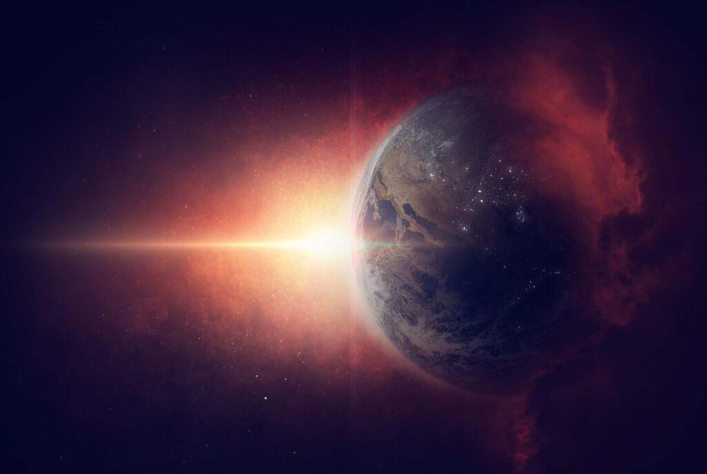 Ученые нашли подтверждение, что Земля способна опрокидываться вкосмосе